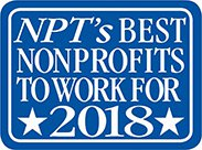 NPT's Best Nonprofits to work for 2018